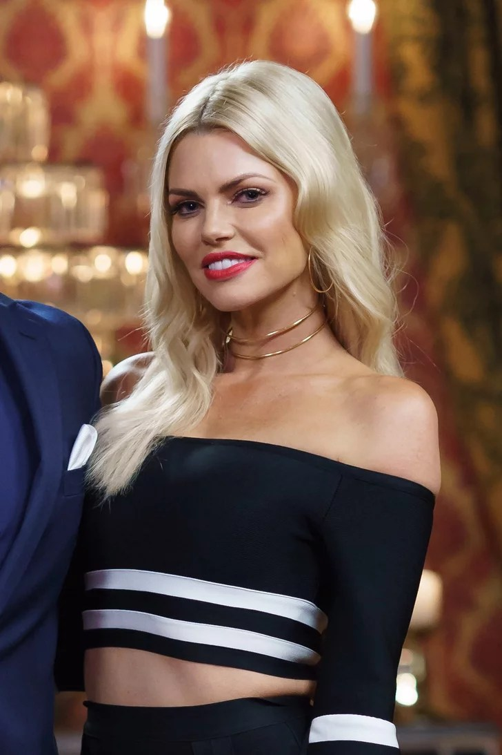 Sophie Monk Bachelorette Beauty Looks POPSUGAR Beauty