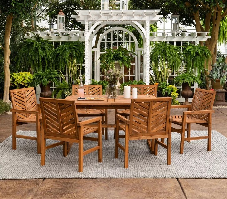 best outdoor dining sets from target