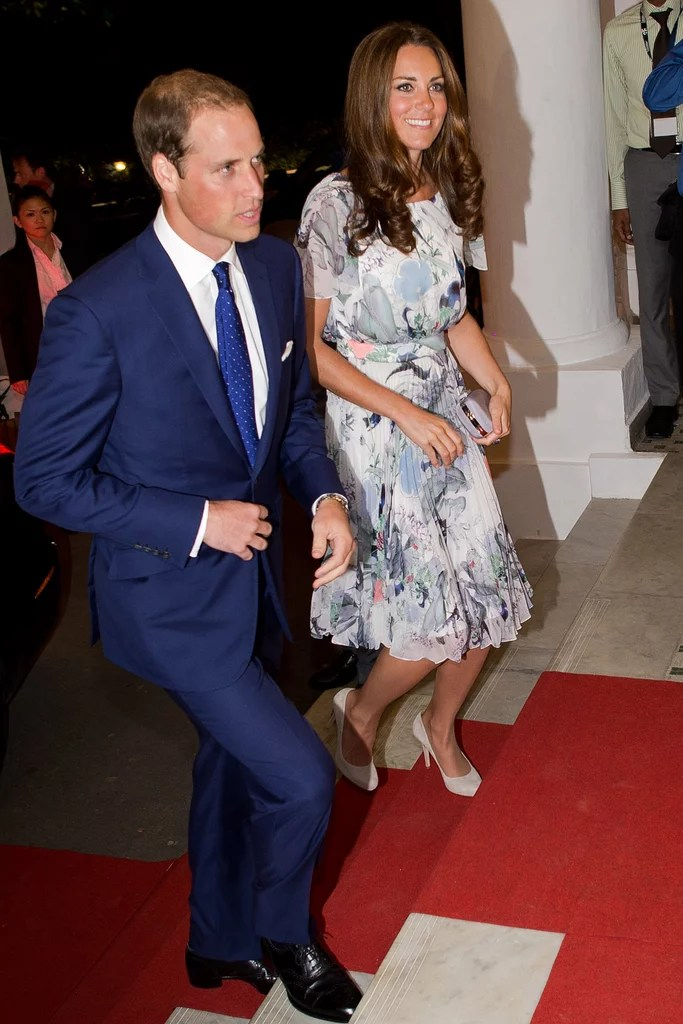 All Of Kate Middletons Looks From All Angles POPSUGAR