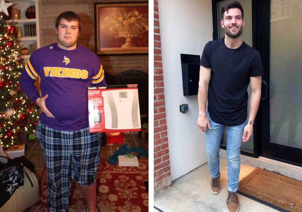 Carter Good Weight Loss Before And After Popsugar Fitness