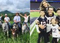 Gisele Bndchen and Tom Brady Take the Best Family Pics Meet Their 3 Adorable Kiddos