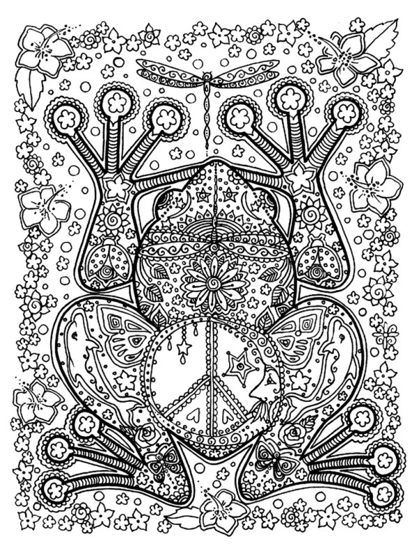 free coloring pages for adults printable # 34