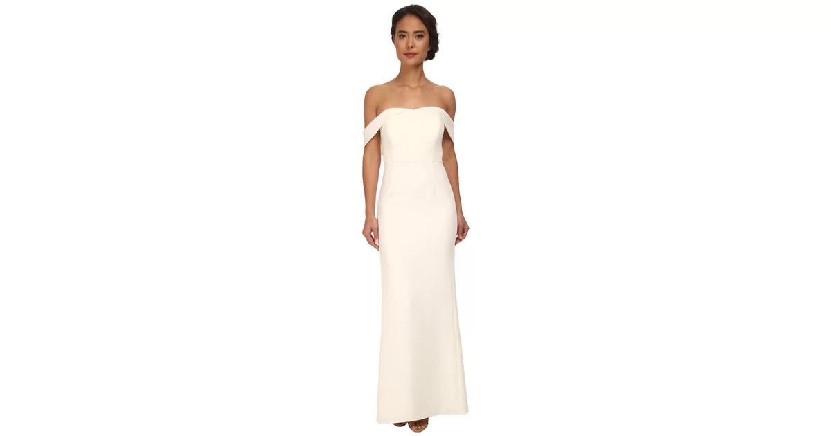 Calvin Klein Column Gown ($208)