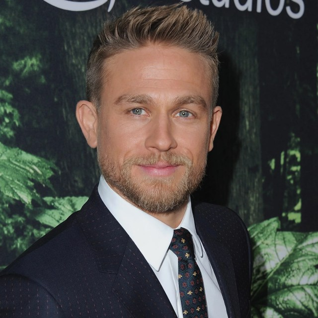 charlie hunnam through the years | pictures | popsugar celebrity