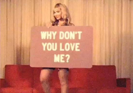 Beyonces Why Dont You Love Me Music Video POPSUGAR