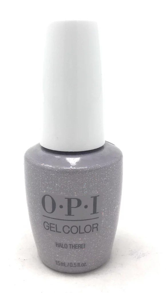 OPI GelColor in Halo There