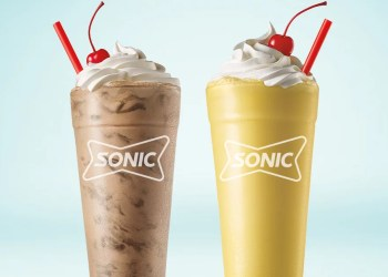 Sonic Has a New Brownie Batter Shake, For When You're Ready to Take a Baking Break