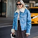 Cozy Denim Jacket
