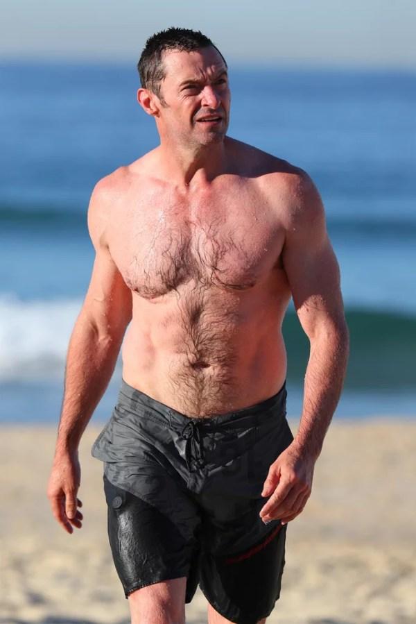 Hugh Jackman Sexy Pictures | POPSUGAR Celebrity UK Photo 40