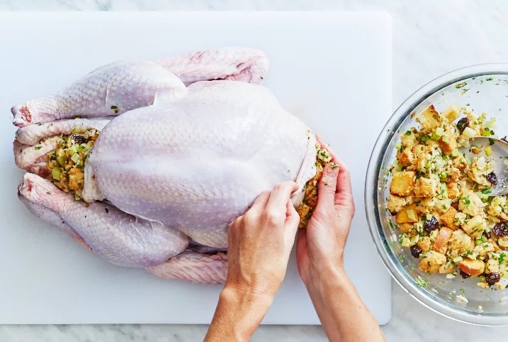 , Martha Stewart's Reliable Thanksgiving Turkey Recipe, in Pictures, Nzuchi Times National News