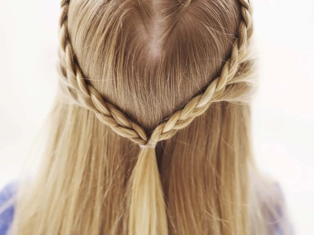 easy hairstyles for girls | popsugar moms