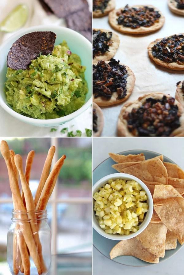 Vegan Appetizer Recipes | POPSUGAR Food