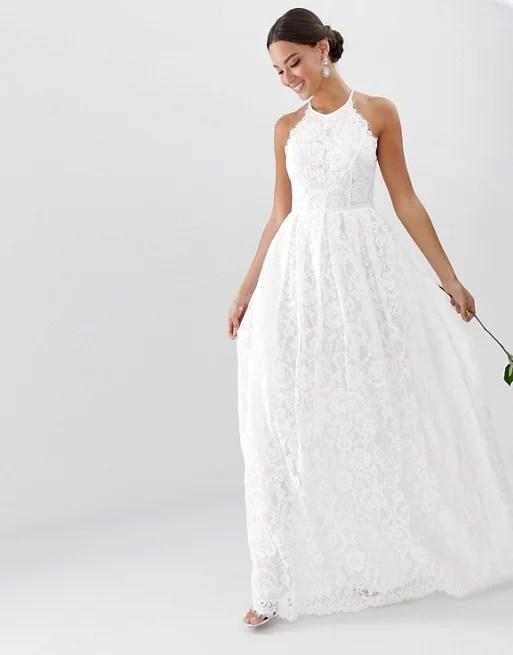 Asos Wedding Dress 6