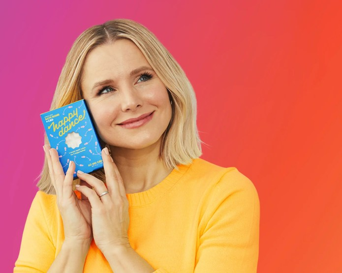 Kristen Bell Talks Pores and skin-Care Secrets and techniques & Completely happy Dance Merchandise