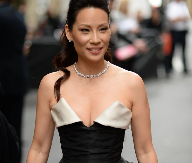 Sexy Lucy Liu Pictures Popsugar Celebrity
