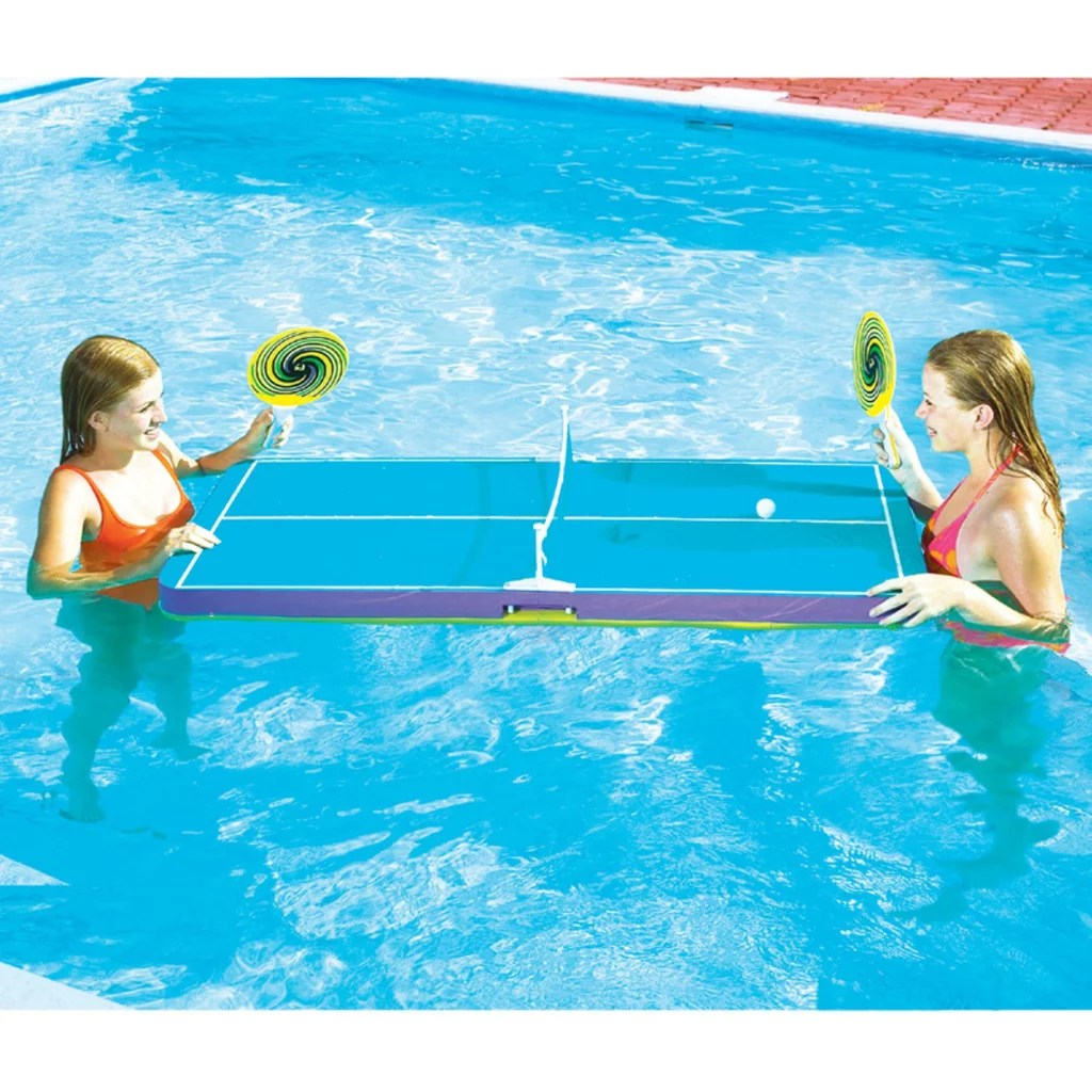 Swimming Floating Ping Pong Table Best Pool Floats From