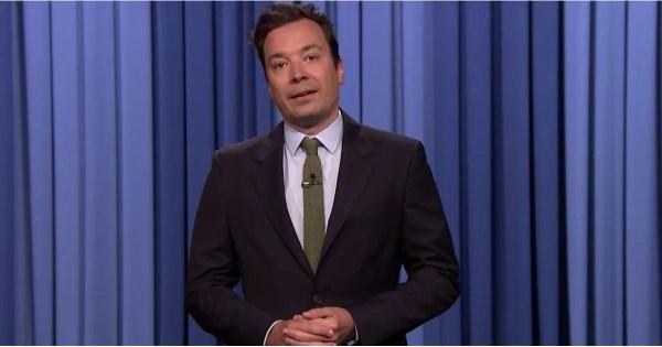 Jimmy Fallon Tonight Show Monologue About Orlando Shooting ...