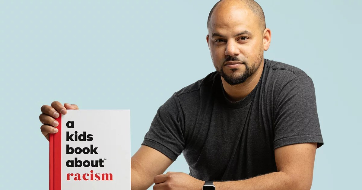 """A Black Dad Wrote A Kids Book About Racism Because """"They Can Handle More Than You Think"""""""