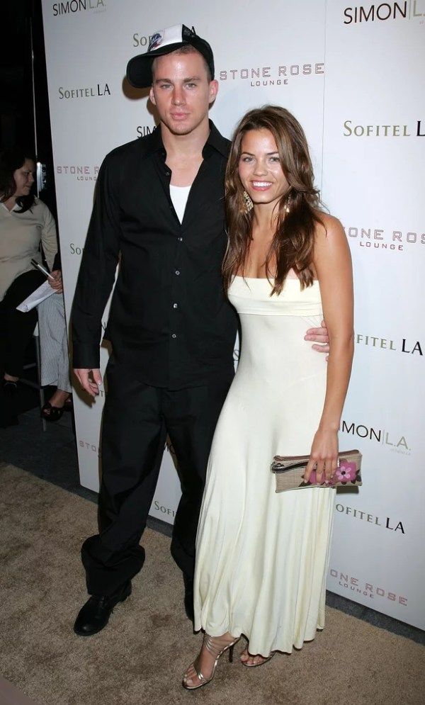 Channing Tatum and Jenna Dewan Cute and Sweet Pictures ...