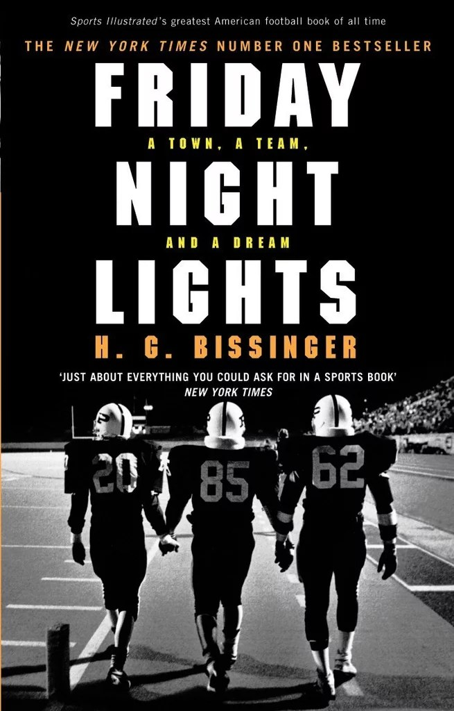 Friday Night Lights Characters Book