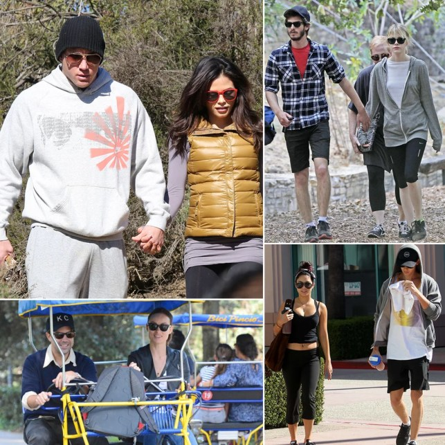 Sweaty and So in Love: Celebrity Couples Who Work Out Together