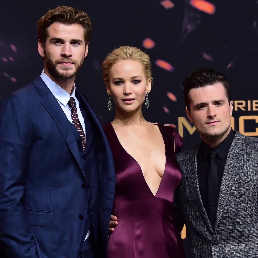 Hunger Games Mockingjay Cast Interviews