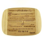 Schitt S Creek Fold In The Cheese Cutting Board Popsugar Food