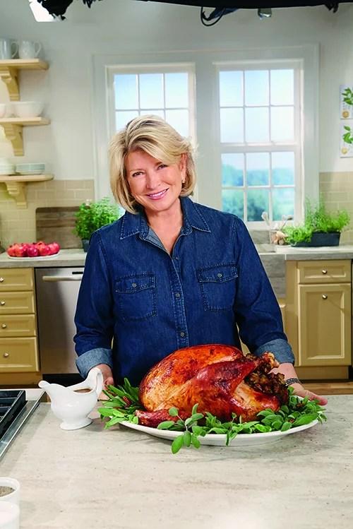 Martha Stewart Turkey
