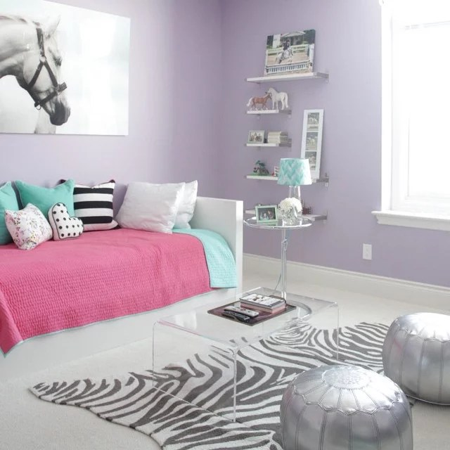 """Make your tween's room a little more accessible for """"grown ... on Small Tween Bedroom Ideas  id=40016"""