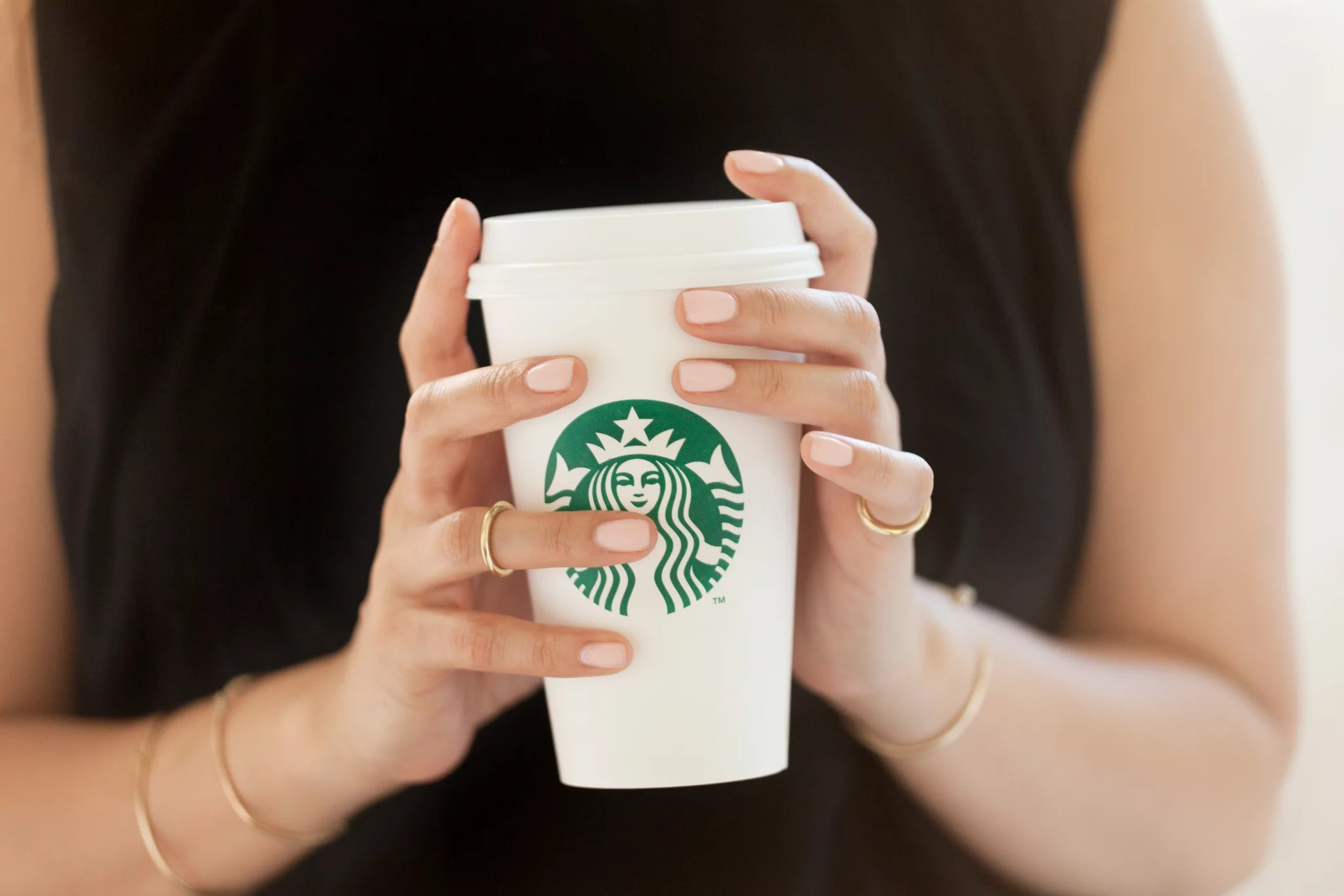 How to Save Calories at Starbucks   POPSUGAR Fitness Tempted by the allure of delicious sounding drinks like Caramelized Honey  Latte  it s easy to forget what actually goes into those Starbucks  concoctions