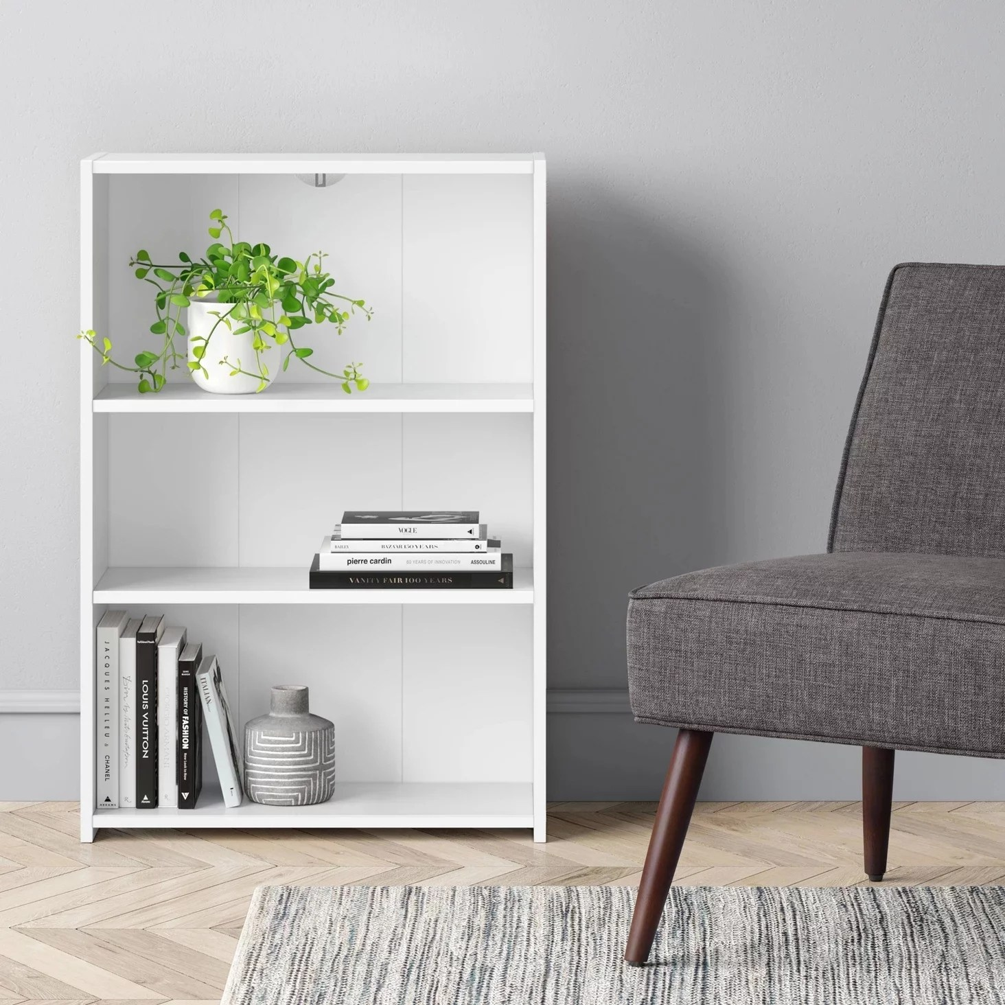 3 Shelf Bookcase By Room Essentials Make Room In That Red