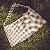 My Pick: Urban Renewal Vintage White Beaded Waldorf Shoulder Bag