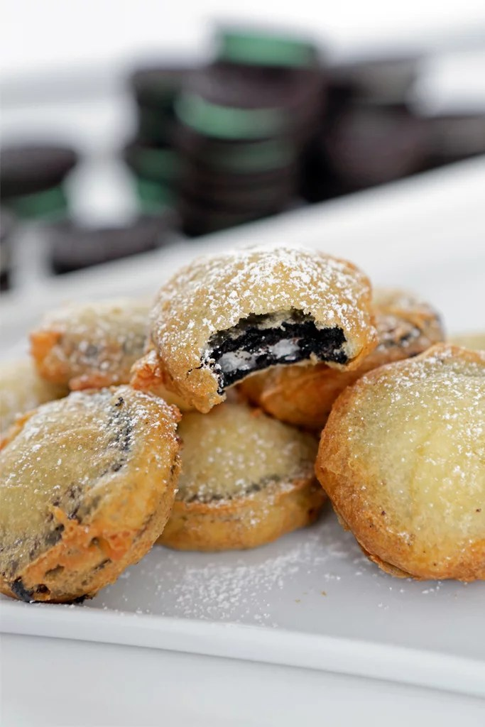 Cara Membuat Oreo Goreng yang Super Krispi