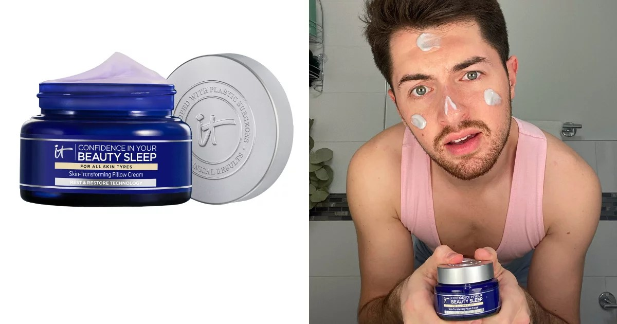 Is IT Cosmetics' New Night Cream Really as Good as It Sounds?I Put It to the Test