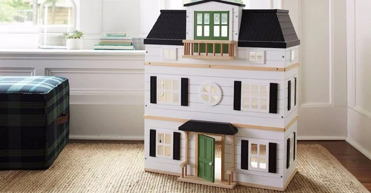 Hearth Amp Hand With Magnolia Target Dollhouse POPSUGAR Family