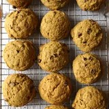 Neglect the PSL! Let's Discuss About Pumpkin Chocolate Chip Cookies