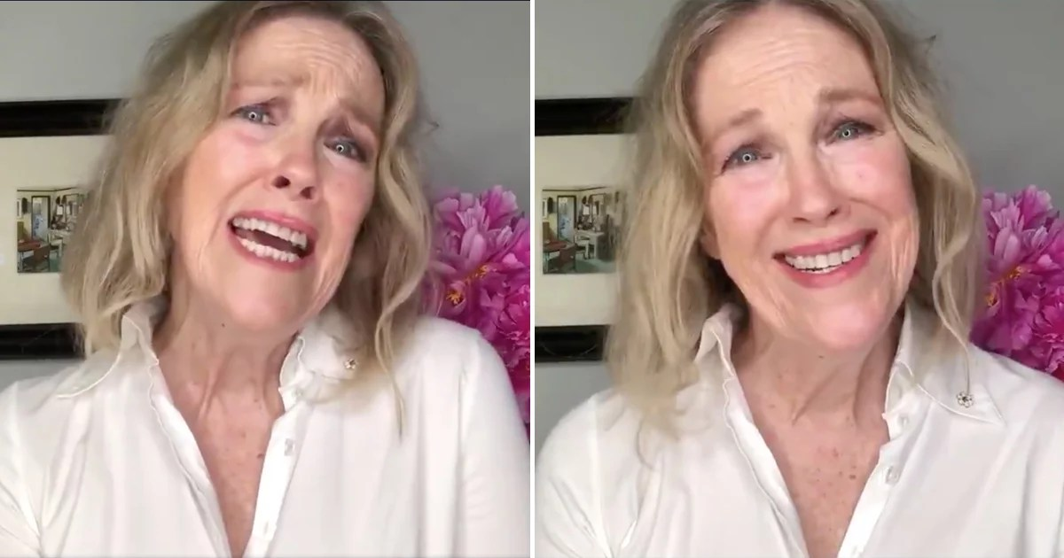 Catherine O'Hara's At-Home Acceptance Speech Could Make the Most Disgruntled Pelican Smile