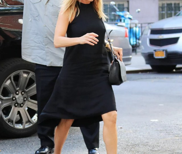 Jennifer Aniston Sexy Shoes