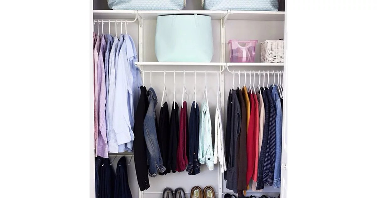 There Should Be Enough Room In A Closet For Two Peoples