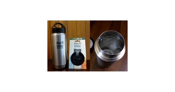 New Klean Kanteen Insulated Bottles Keep Water Cold For 24 ...