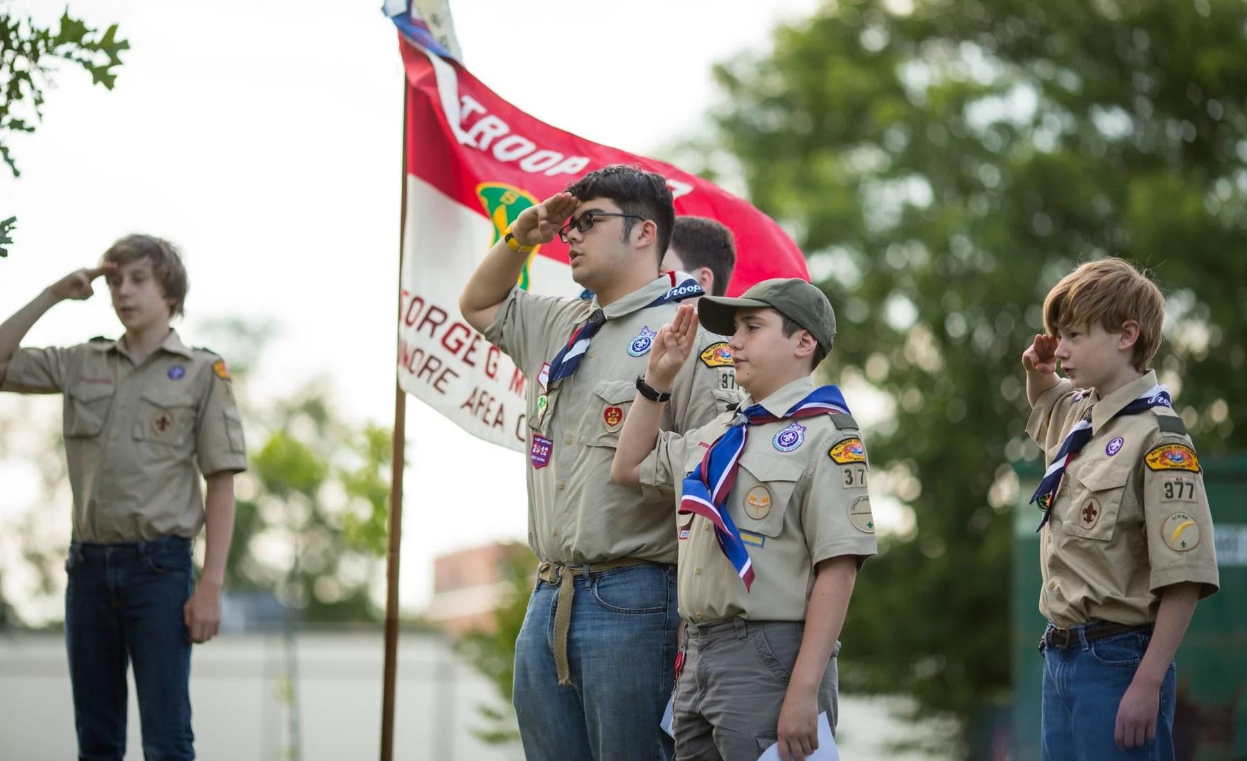 Boy Scouts Allowing Girls