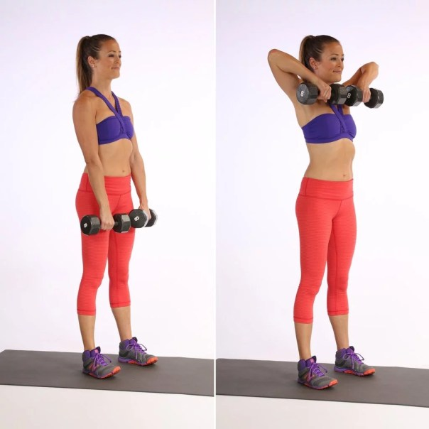 Arm Exercises For Women | POPSUGAR Fitness