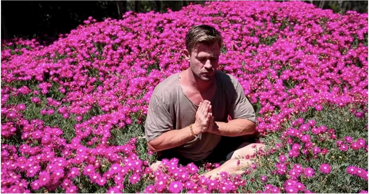 Insta :  Les affirmations drôles de Chris Hemsworth pour 2020
