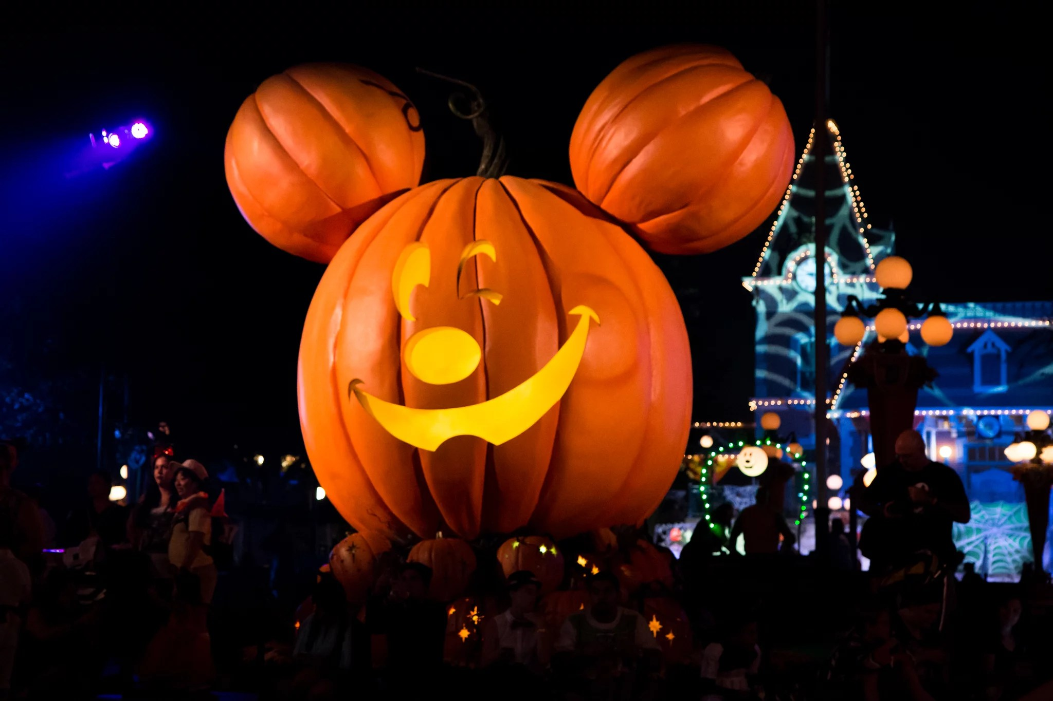 The event officially starts at 7pm, but you can enter magic kingdom before then (around 4pm). Is Mickey S Not So Scary Halloween Party Canceled In 2020 Popsugar Family