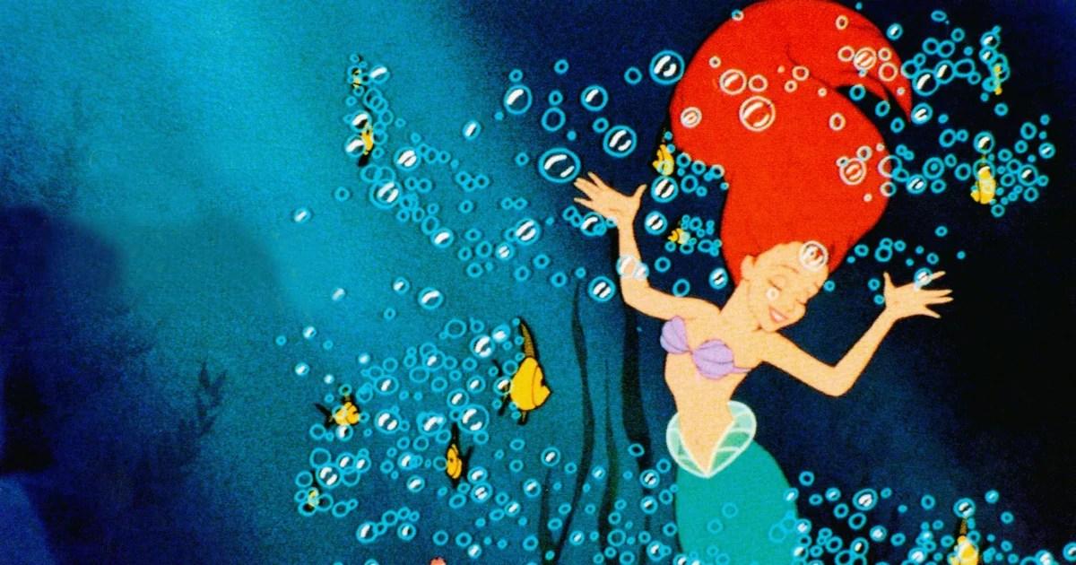 The Sneaky Reason Disney Animators Gave Ariel the Mermaid Red Hair