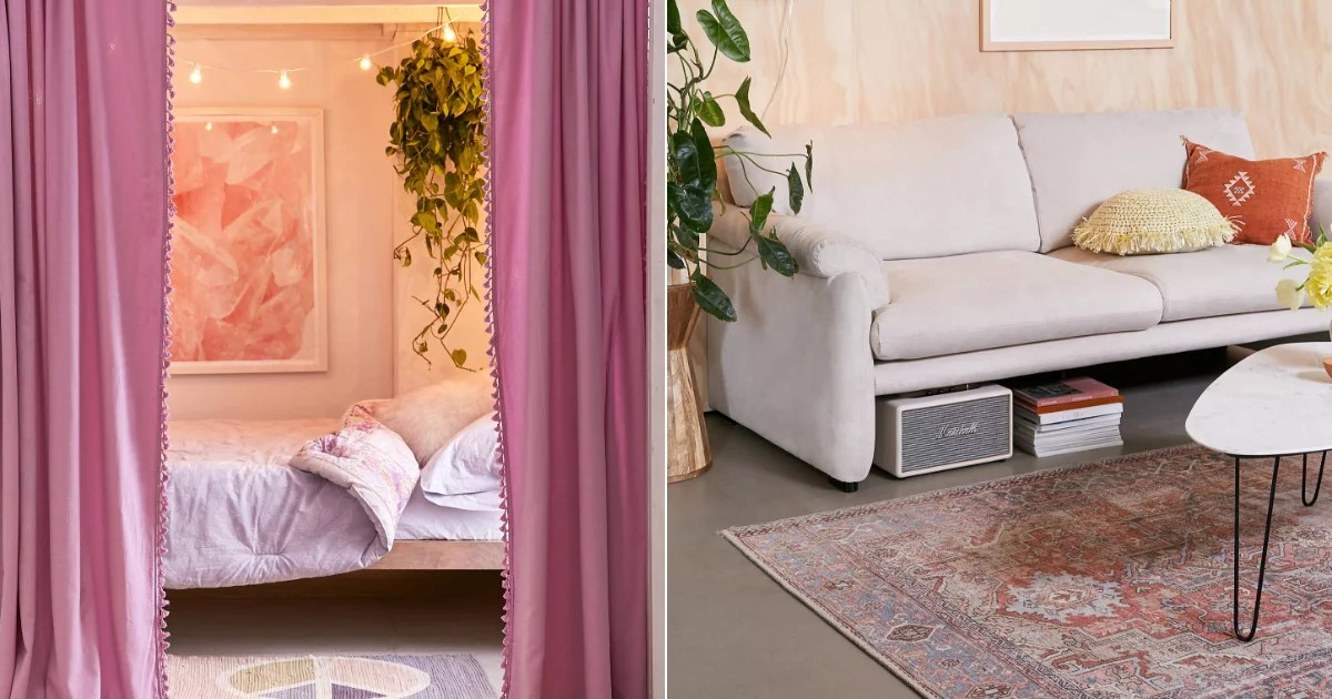 37 Home Items From Urban Outfitters That'll Turn Your Apartment Into a Cozy Oasis