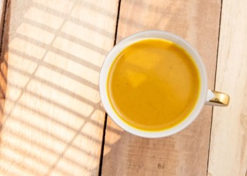 Here's What Happened When I Gave Up Diet Soda and Started Drinking Turmeric Milk