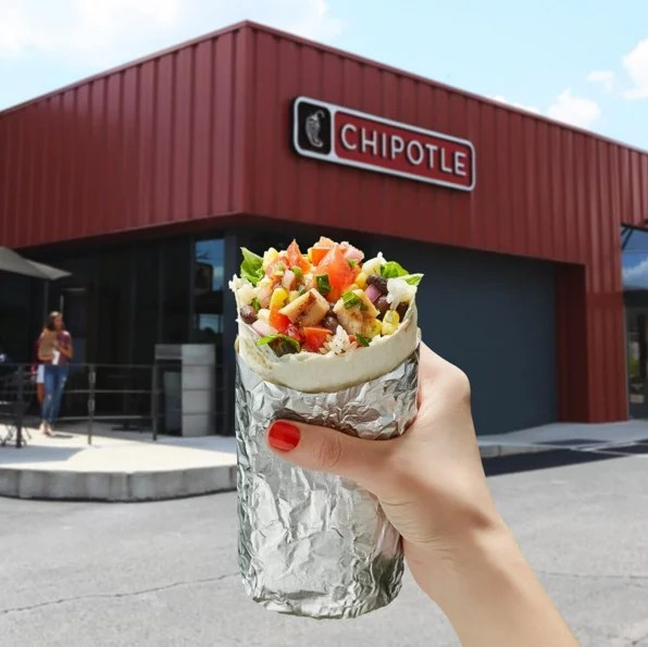 Nearest Fast Food Restaurant