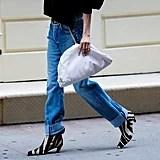 Spring Shoe Trends 2020: Slanted Heels