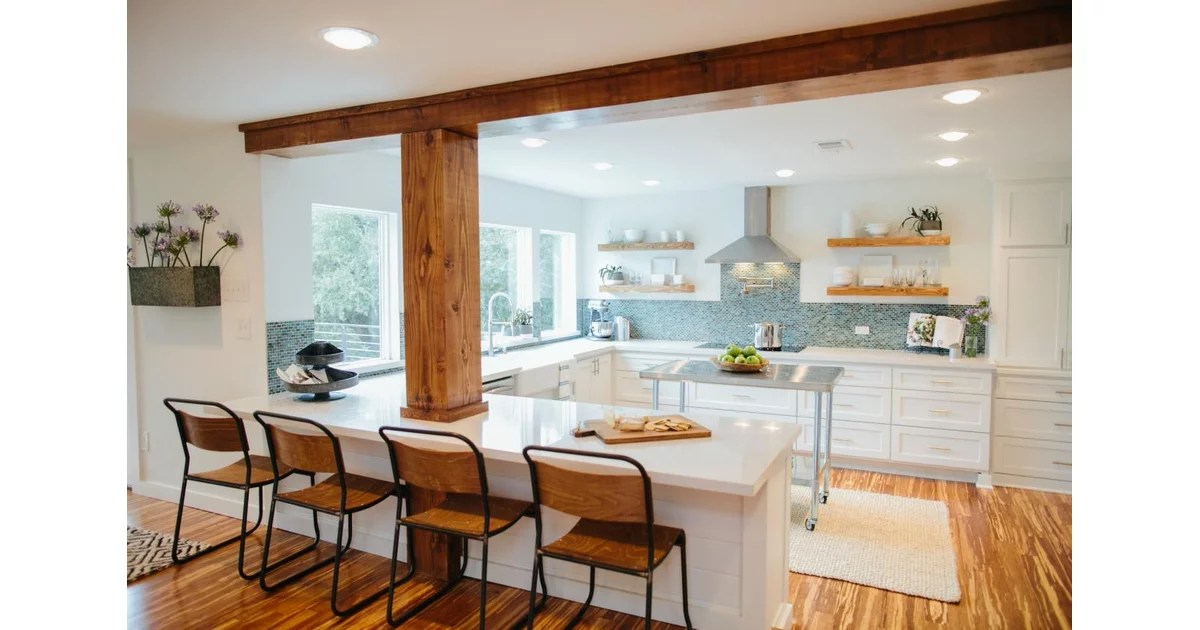 After A Light Filled Open Concept Space Best Fixer